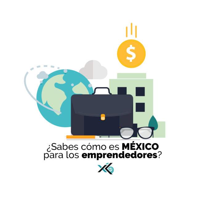 cómo es México para los emprendedores