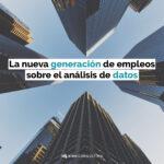 empleos análisis de datos
