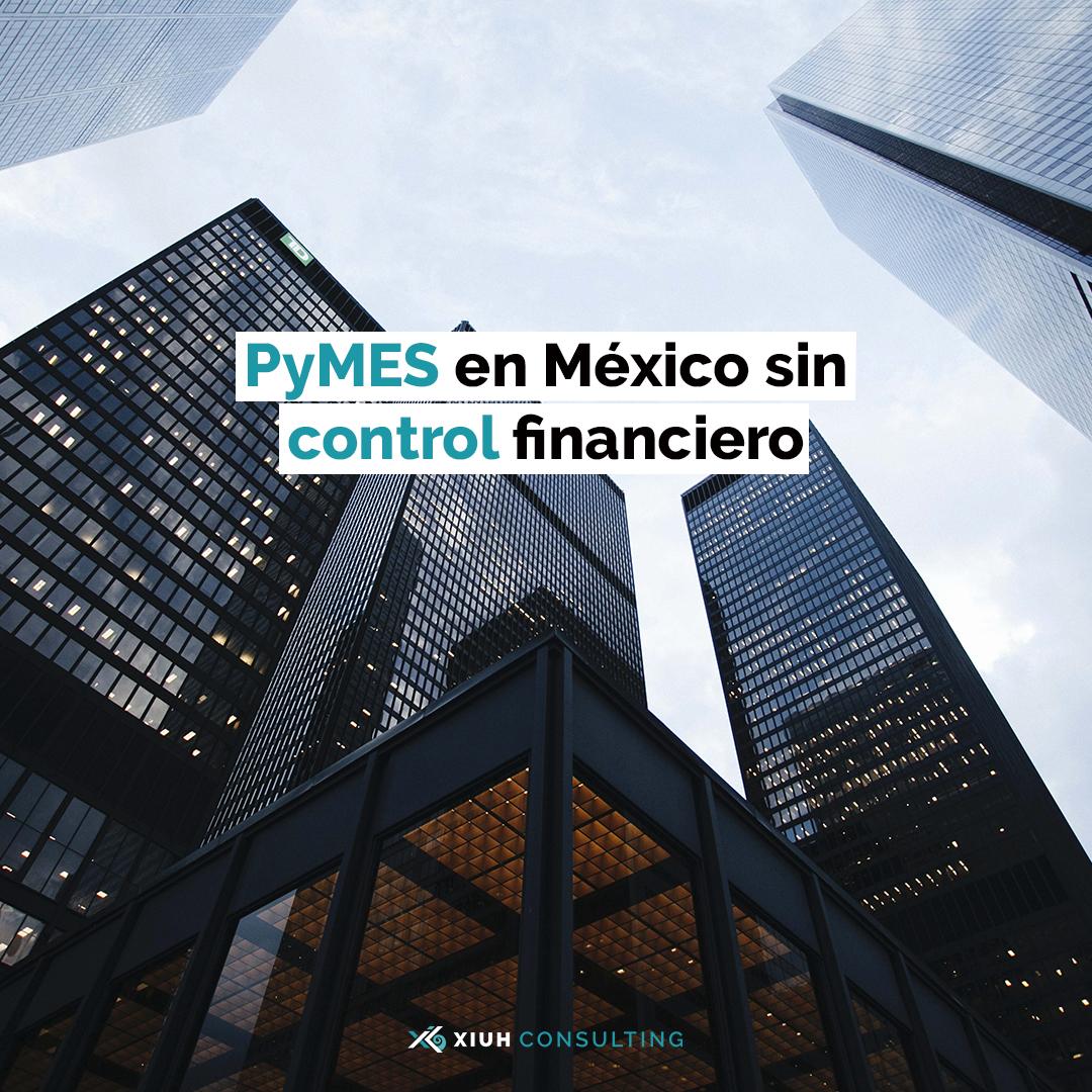 pymes sin control financiero
