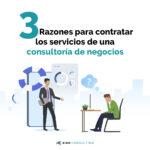 por qué contratar consultoría